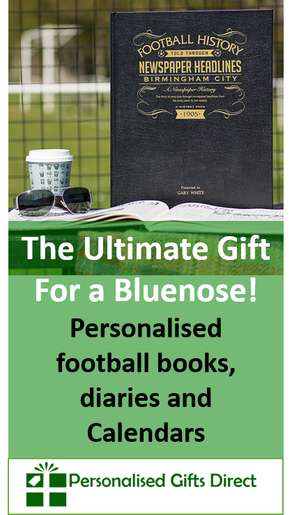 Personalised Gifts for a Bluenose
